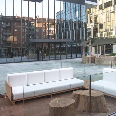 lounge estivo