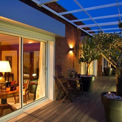 Idee e Foto di Terrazzo e Giardino In Stile Moderno Per Ispirarti ...
