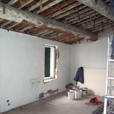 Progetto ristrutturazione casa Luciano