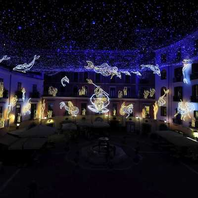Luminarie di Natale più belle d'Italia