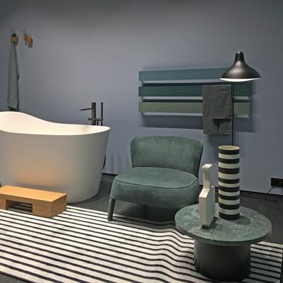 Le ultime tendenze per il bagno da Maison et Objet