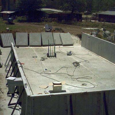 Manovre di montaggio struttura