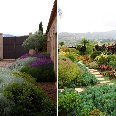 Idee e foto di decorazioni per giardini per ispirarti - Decorazioni per giardini ...