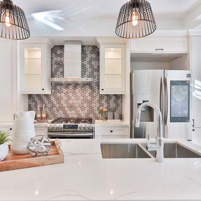 Top cucina: marmo, granito, pietra o quarzo?