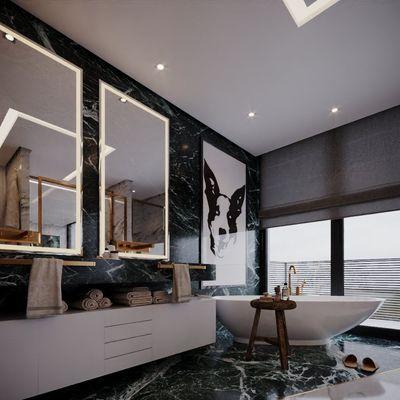 Pro e contro di un bagno in marmo
