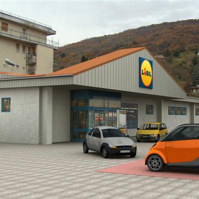 Progetto Ristrutturazione Locale Commerciale