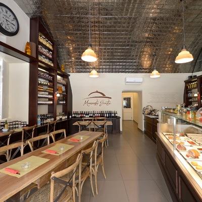 Progetto Memento Gustus Restaurant