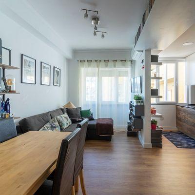 Come arredare una cucina lunga e stretta ottimizzando lo spazio