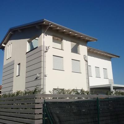 Villa a MEZZAGO (MB) - Progetto: Duemmengineering