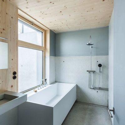 Bagno+doccia in beton cire (cemento cerato) o in tadelakt - Milano (Milano)  Habitissimo