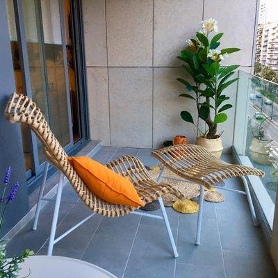 Mini balconi: i trucchi per guadagnare mq
