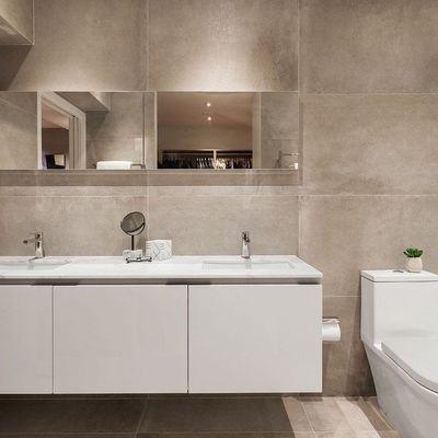 Come avere un bagno nel tuo stile preferito con il gres porcellanato