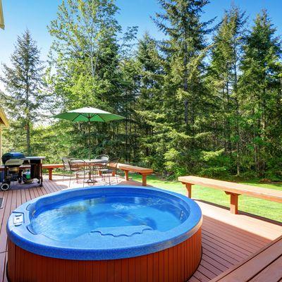 7 piscine per un relax low cost