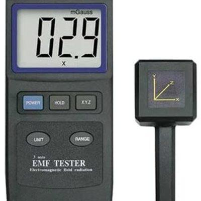 Misurazioni di campi elettromagnetici