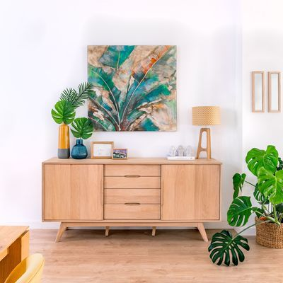 Una casa green: la vitalità delle piante