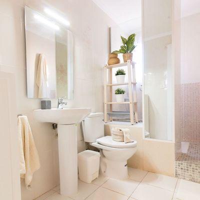 5 illusioni ottiche per far apparire il tuo bagno più grande