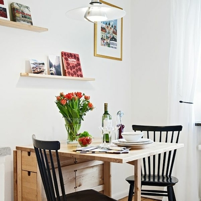 Tavolino pieghevole da parete per cucina milano milano for Mobili a poco prezzo milano