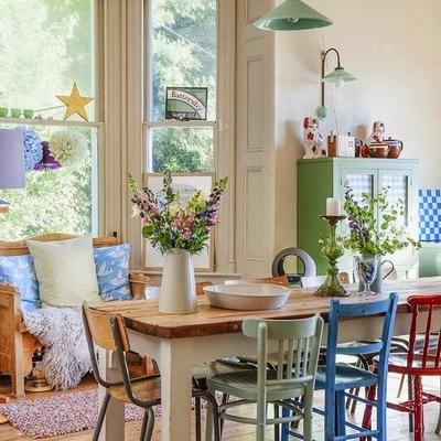 idee e foto di cucine di stile vintage a roma per ispirarti ... - Cucine Colorate Roma