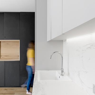Un mini appartamento bellissimo in 33 mq
