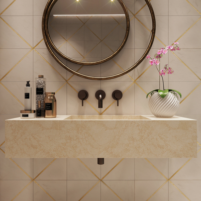 Modern Bathroom - Detail