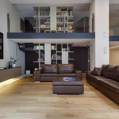 Come trarre beneficio dalle stanze a doppia altezza