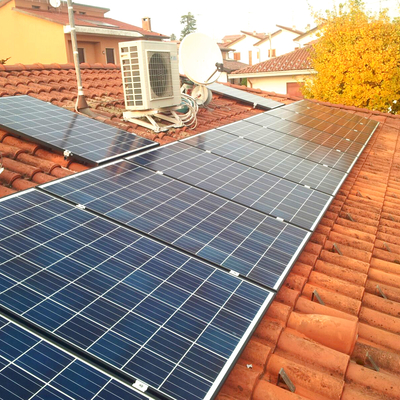IMPIANTO FOTOVOLTAICO CASARINNOVABILE.IT - Binago (Co)