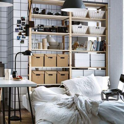 7 idee per organizzare un piccolo appartamento