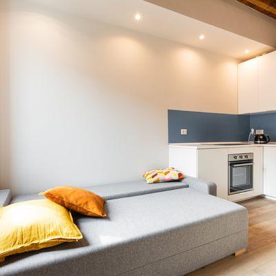 Trucchi da architetto per ottimizzare una mini cucina