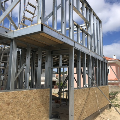 Casa in Light Steel Framing