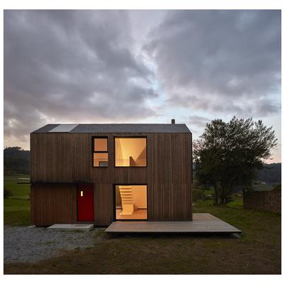 Idee di case prefabbricate per ispirarti habitissimo for Progetti di piani casa fienile