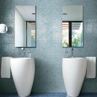 Idee e foto di bagni azzurri per ispirarti habitissimo - Mosaico azzurro bagno ...