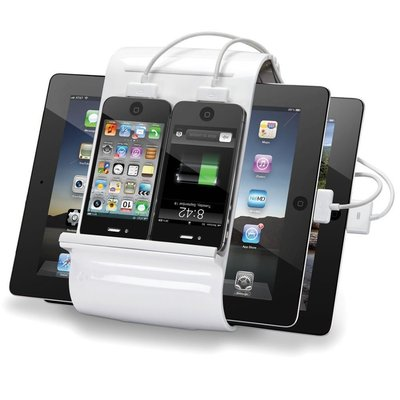 Multi-caricatore tablet e cellulari