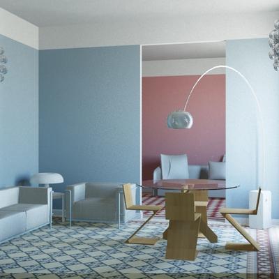 Progetto di Ristrutturazione appartamento e sostituzione cancello