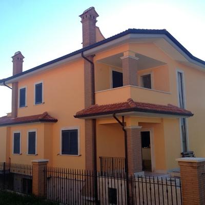 Progetto realizzazione Villa Lupari