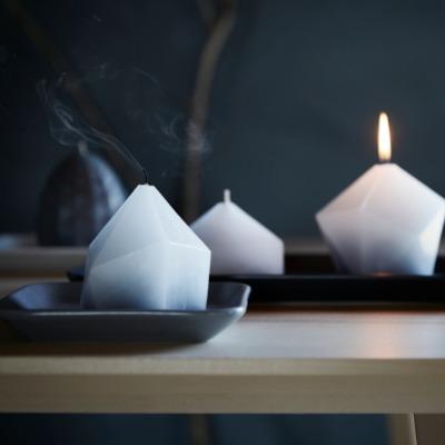 Idee e foto di candele decorative per ispirarti habitissimo - Candele decorative ikea ...