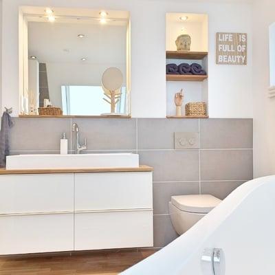 Preventivo cartongesso bagno online habitissimo - Nicchie in bagno ...