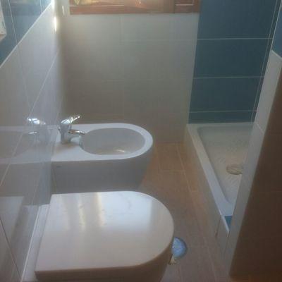 Ristrutturazione del bagno piccolo in Ciampino