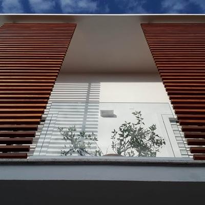 CASA MATTIOLI - MARAZZITA - Realizzazione sia del Progetto Architettonico/Strutturale che dell'esecuzione delle opere.