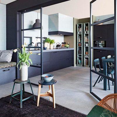 Cucine aperte: 10 idee open-concept