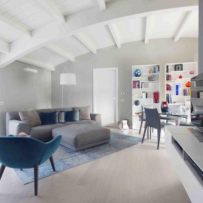 8 punti chiave per decorare e meglio distribuire una casa per due