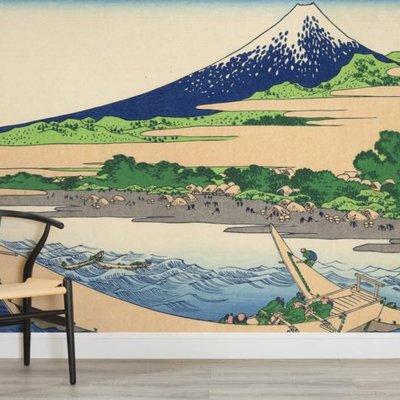 Arredare casa ispirandoti a Hokusai