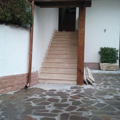 Progetto creazione di una scala a Roma (RM)
