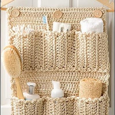 Organizer crochet