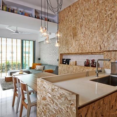 Pannelli in OSB: 8 idee decor per casa tua