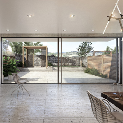 Overview, dentro casa