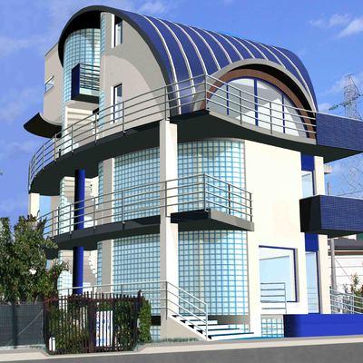 Palazzina per residenza e altri usi in Avezzano (AQ)