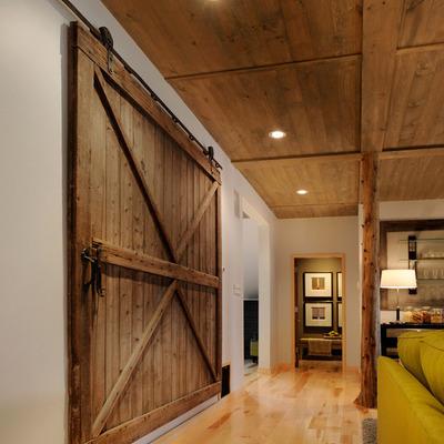 Idee e foto di porte scorrevoli in legno per ispirarti - Foto di porte ...
