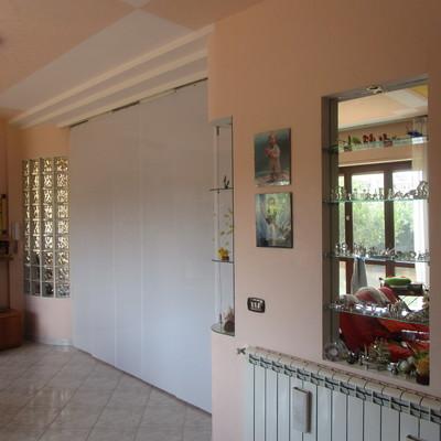 Casa-Studio con parete mobile