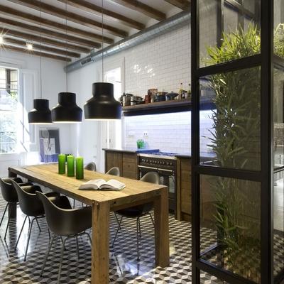 10 modi per dividere gli spazi (con stile)