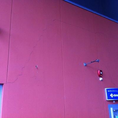 """C.E.I. srl Progetto risanamento facciate presso centro di intrattenimento """" Borgonovo """" in Perugia (PG)"""